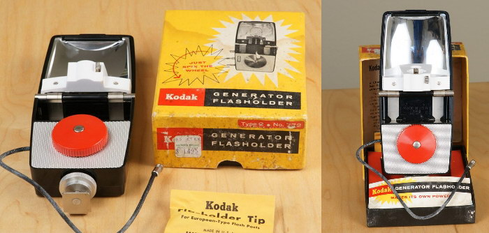 Kodak Brownie Hawkeye Flash Model Review